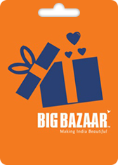 Big Bazaar Gift Card Generator