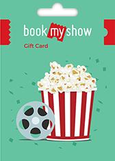 BookMyShow Gift Card Generator