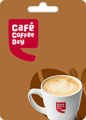 Cafe Coffee Day Gift Card Generator