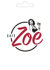 Cafe Zoe Gift Card Generator