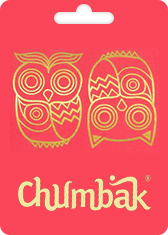 Chumbak Gift Card Generator