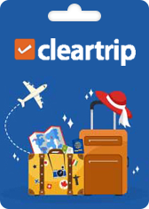 Cleartrip Gift Card Generator