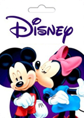 Disney Gift Card Generator