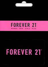 Forever 21 Gift Card Generator