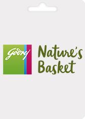 Godrej Natures Basket Gift Card Generator