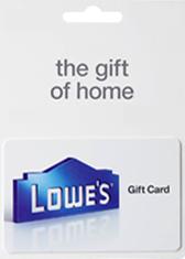 Lowe Gift Card Generator