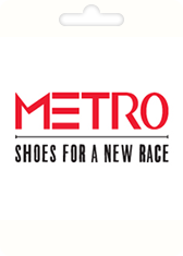 Metro Shoes Gift Card Generator