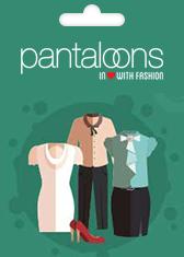 Pantaloons Gift Card Generator