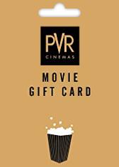 Pvr Gift Card Generator